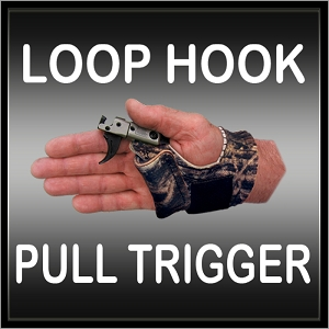 Loop Hook Pull Trigger - Large - Right Hand