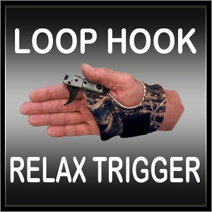 Loop Hook Relax Trigger - Large - Left Hand