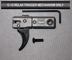 Replacement Mechanism - C-12 Relax Trigger