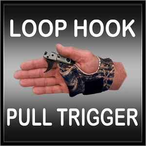 Loop Hook Pull Trigger - Small - Right Hand